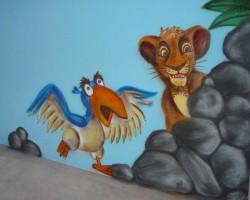 Studio68 Graffiti Lebanon - Chouette Beirut 2