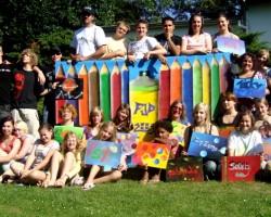 Graffiti Workshop Meinsen Studio68 - Sommercamp FJC