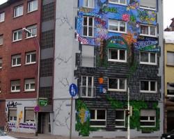 Studio68 Graffiti Mannheim Mural Jungbusch