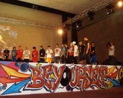 Graffiti Lebanon Studio68 - Red Bull Breaking-Event 2011