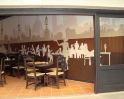 Graffiti Lebanon Studio68 - Santa Lucia- Restaurant Beirut