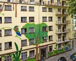 Studio68 Graffiti Mannheim Mural - Karl Weiss Heim